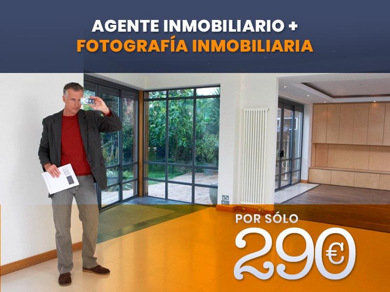 Agente + Fotografía