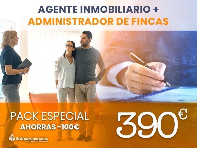 Pack Agente + Fincas